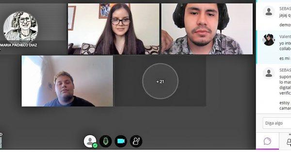 Generación 2019 de Periodismo entrega decálogo de principios éticos en acto público