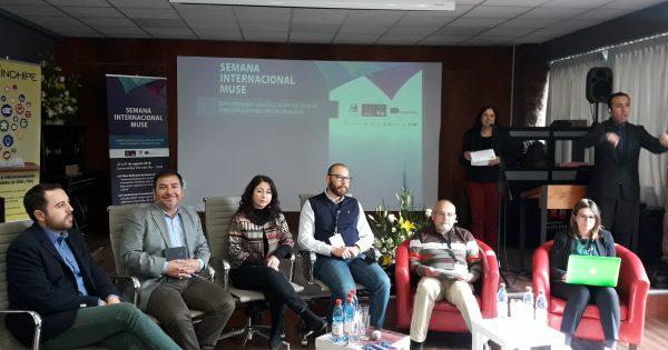 Segunda jornada de la Semana Internacional MUSE culmina con éxito