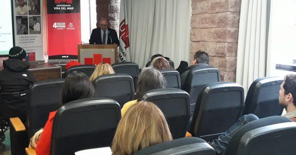 UVM, SERNATUR Y SENADIS impulsan mesa de turismo accesible en la Región de Valparaíso