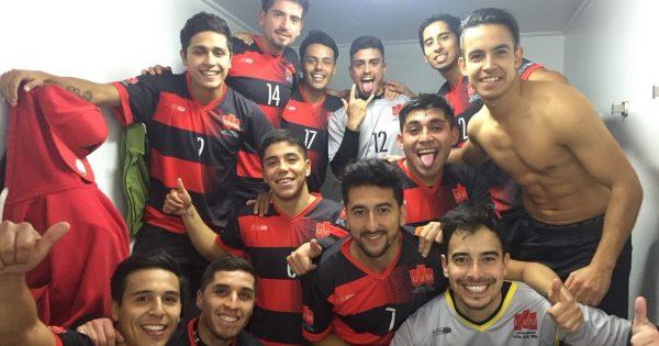 UVM invicto en Futsal varones de la LDES