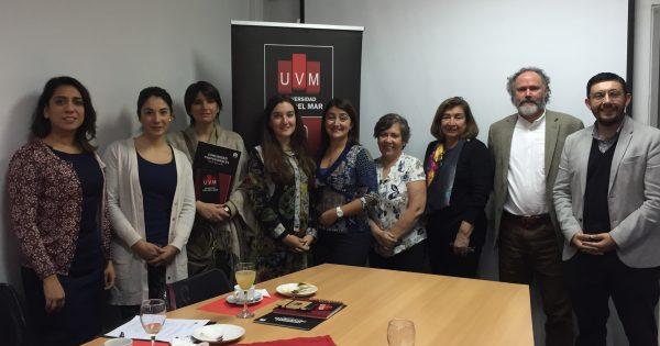 Comunidad Profesionales se reúne con empleadores de fonoaudiólogos UVM
