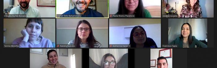 Titulados de la carrera de Nutrición y Dietética UVM se reunieron en encuentro virtual