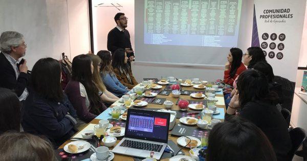 Se realiza Focus Group con alumnos de la carrera de Diseño