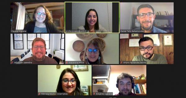 Carrera de Relaciones Públicas UVM realizó focus group con empleadores
