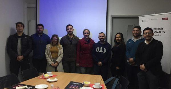Se llevó a cabo Focus Group con titulados de la carrera de Pedagogía en Educación Física