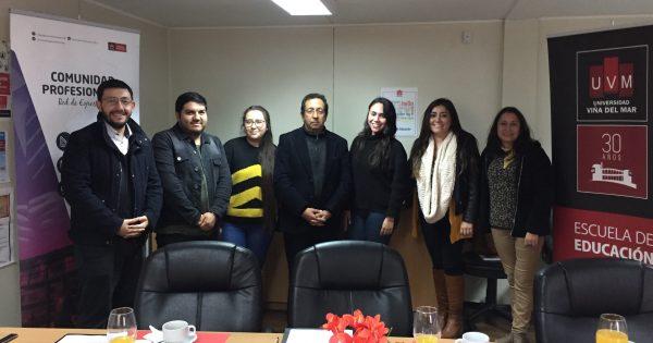 Exitoso Focus Group realizado por la carrera de Educación Básica UVM