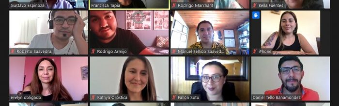Titulados y tituladas de Educación Básica se reúnen en un Focus Group virtual