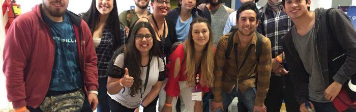 Periodismo UVM asiste a congreso en Argentina