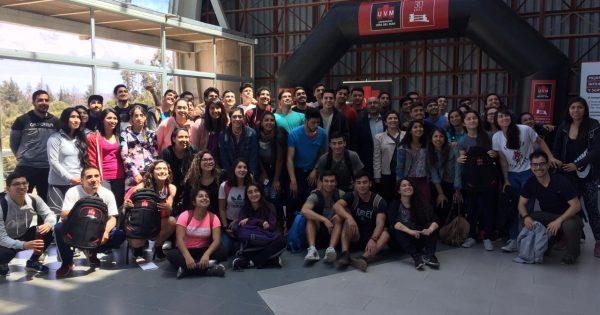 Delegación deportiva UVM viaja a competir al Campeonato Nacional de la LDES