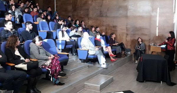 Escuela de Ciencias de la Salud realizó II Jornada de Kinesiología