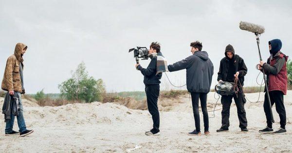 Estudiantes de Cine finalizan rodaje de película de titulación en Quintay