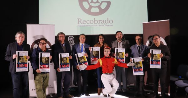 UVM brinda apoyo en el 23° Festival Internacional de Cine Recobrado de Valparaíso