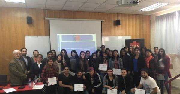 Estudiantes de la Escuela de Negocios fueron certificados por Sernatur