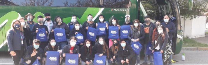 Estudiantes de Negocios Turísticos y Hoteleros UVM realizan gira de estudios a Pichilemu
