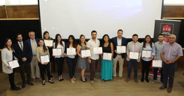Con éxito se desarrolló la ceremonia de certificación del Diplomado en Gestión de Residuos Sólidos UVM