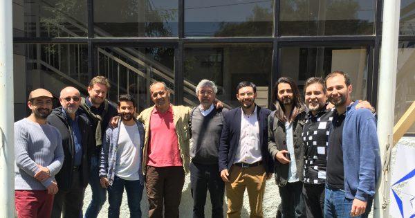 Se realizó un nuevo encuentro para titulados de la Carrera de Diseño UVM