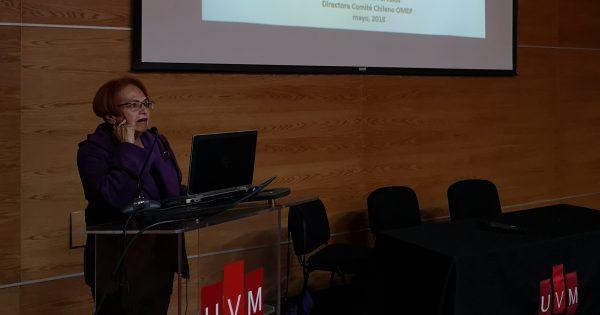 Educación Parvularia organizó seminario sobre las nuevas bases curriculares para el año 2019