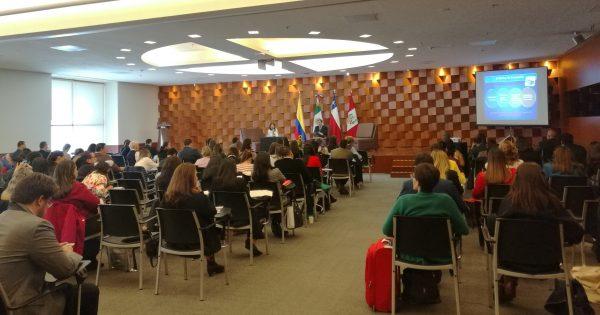 UVM participó en el IV Encuentro de Instituciones de Educación Superior de la Alianza del Pacífico