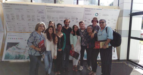Escuela de Arquitectura y Diseño realizó capacitación a la Seremi de Vivienda y Urbanismo