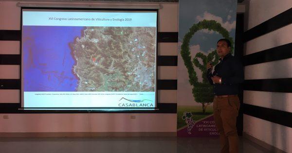 UVM participa en importante congreso de enología en Perú