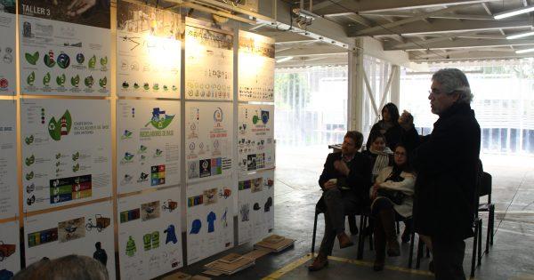 Estudiantes de Diseño generaron proyecto para entidad de limpieza de la región
