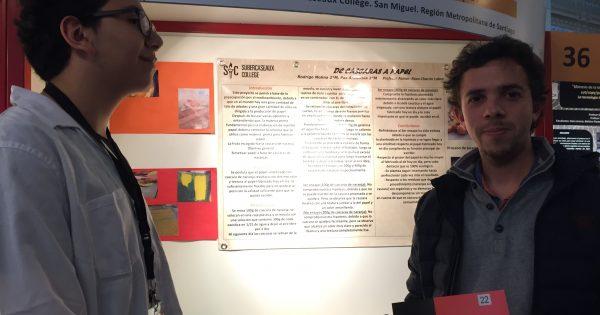Docente UVM fue jurado de Feria Científica Nacional Juvenil