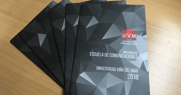 Presentan Anuario de la Escuela de Comunicaciones de la UVM
