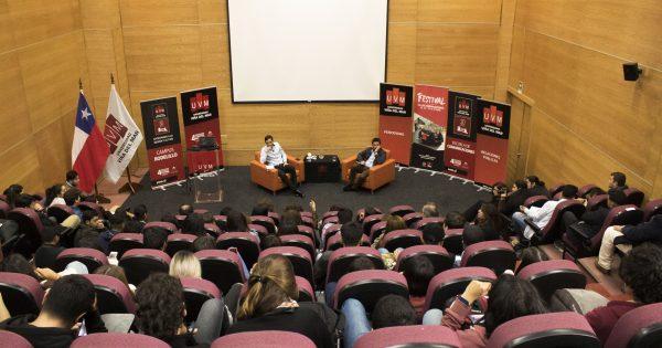 Daniel Matamala destacó en el Primer Festival de las Comunicaciones UVM