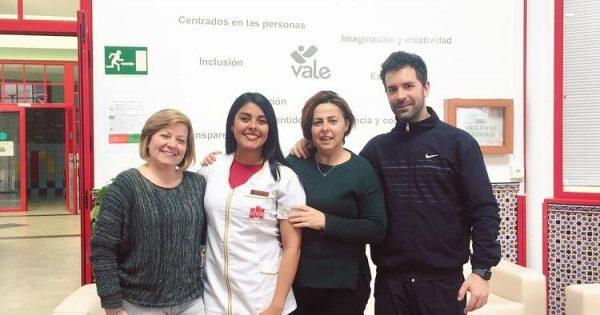 UVM en el mundo: María Paz Varela