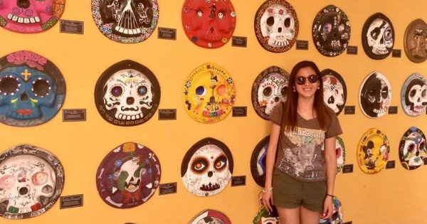 UVM en el mundo: Javiera Domínguez
