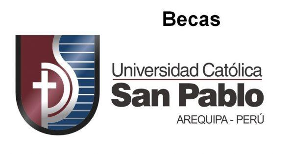 Convocatoria extraordinaria de la Beca Universidad Católica de San Pablo
