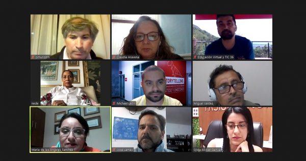Jefa carrera Relaciones Públicas presente en nuevo encuentro ALACAURP