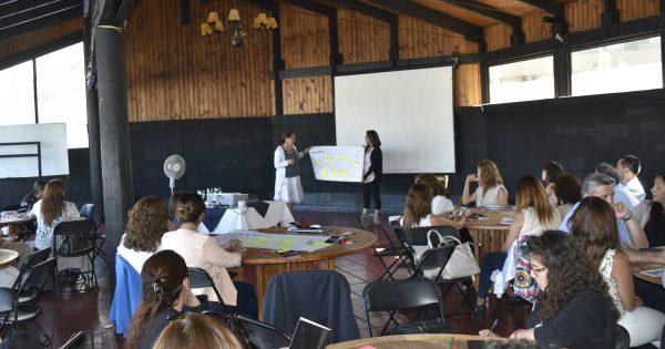 Escenario de la Educación Superior en Chile y lineamientos internos marcaron jornada reflexiva