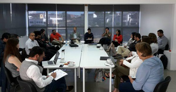 Jornada de Evaluación final de los Programas de Vinculación Territorial