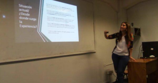 Docente UVM expuso en IV Congreso Chileno de Psicología