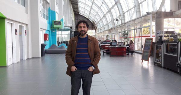 Académico Escuela de Comunicaciones será par evaluador en importante revista científica
