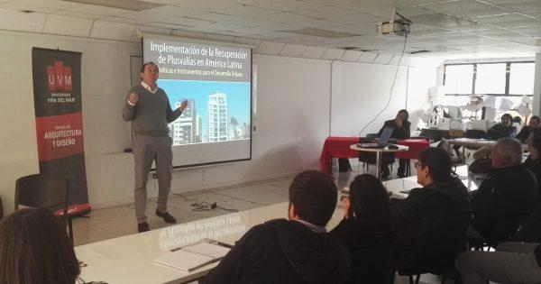 Escuela de Arquitectura y Diseño inaugura Magíster en Gestión de Proyectos Urbano Regionales UVM