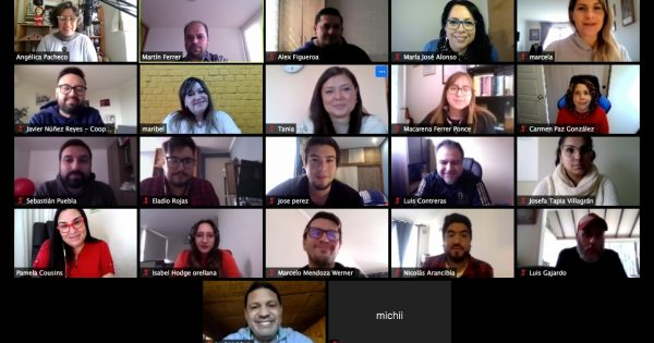 Magíster Escuela de Comunicaciones UVM inicia clases segunda generación