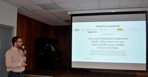 """Presidente del Directorio del Servicio Jesuita a Migrantes: """"Chile cuenta con la Ley de Migración más antigua de Sudamérica"""""""
