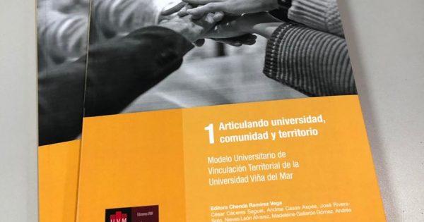 """UVM realiza lanzamiento del Libro """"Articulando Universidad, Comunidad y Territorio"""""""