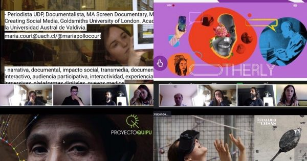 Magíster Escuela de Comunicaciones inicia clases de laboratorio digital y transmedia