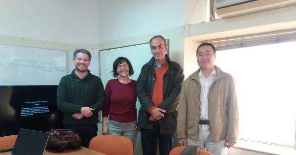 Docente UVM participa en seminario internacional