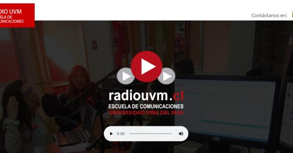 Radio UVM alista nueva programación realizada por estudiantes de Periodismo