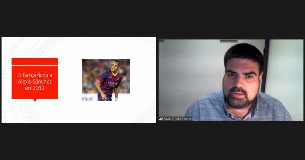 Periodismo UVM realiza taller con director del diario Sport de Barcelona