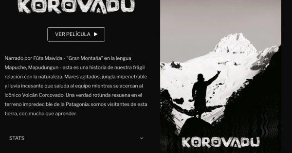 Profesor de Cine UVM estrena documental online