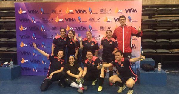 Escuela de Fútbol Femenino UVM logra un triunfo en Olimpiadas Interempresas