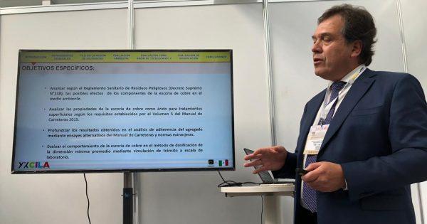 Docente UVM formó parte importante congreso de construcción en México