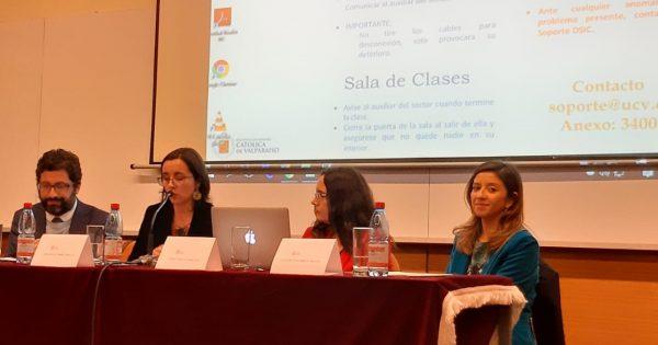 UVM participa en jornadas sobre derecho de familia