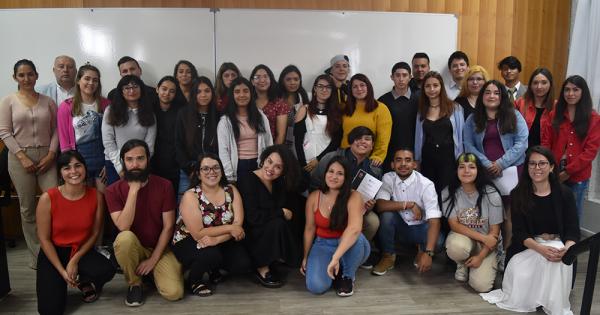 Estudiantes del Programa Propedéutico 2019 reciben su diploma de participación