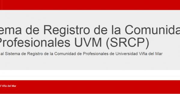Lanzan plataforma para registrar empleadores y titulados UVM